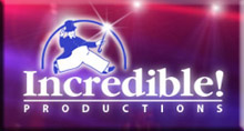 Incredible Productions Logo
