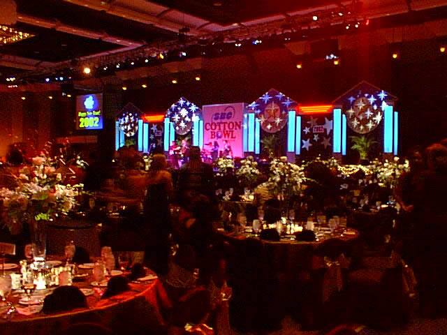 Texas Meeting & Corporate Event Services : Sets & AV