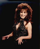 Celebrity Look-alikes like REBA - a terrific edition to your Special Event